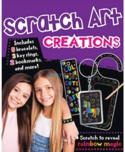 Rainbow Fun Scratch Art Creations Pack 9781787725430 (1)