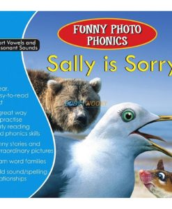 Sally is Sorry- Funny Photo Phonics 9789350493298 cover