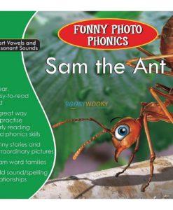 Sam the Ant- Funny Photo Phonics 9789350493229 cover