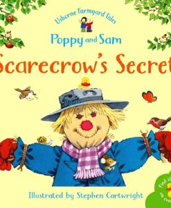 Scarecrow's Secret Farmyard Tales Stories Mini Editions 9780746063217 cover