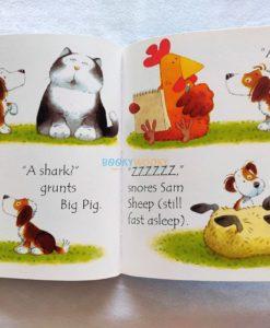 Shark in the Park- Usborne Phonics Readers 1