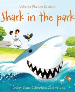 Shark in the Park- Usborne Phonics Readers 9780746077245 cover