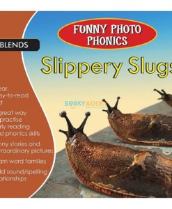 Slippery Slugs- Funny Photo Phonics 9789350493342 cover