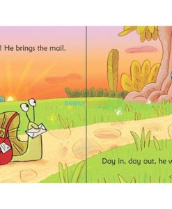 Snail Brings the Mail- Phonics Readers (1)
