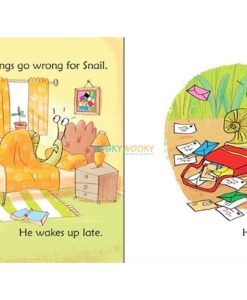 Snail Brings the Mail- Phonics Readers (3)