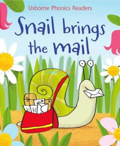 Snail Brings the Mail- Phonics Readers 9781409550549 cover