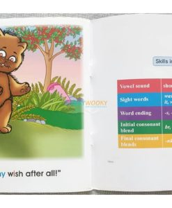 Story Time Library Phonics Bill and the Figs (5)
