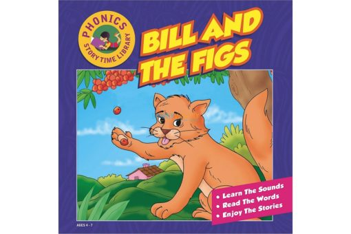 Story Time Library Phonics Bill and the Figs 9788179632246 (1)