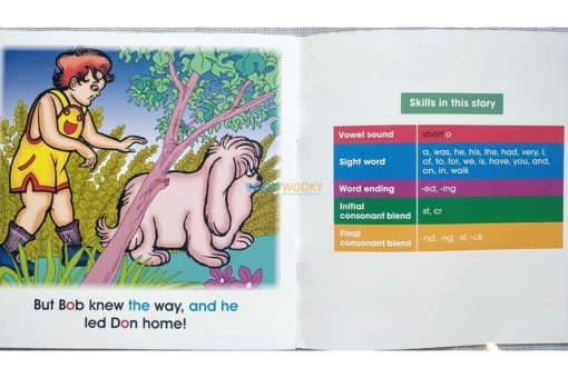 Story Time Library Phonics Bob is Lost (3)