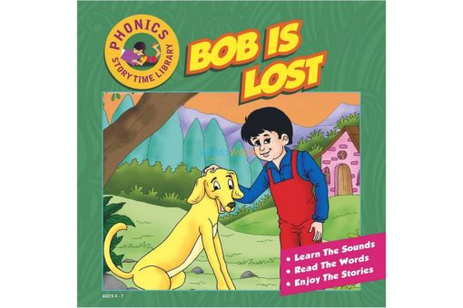 Story Time Library Phonics Bob is Lost 9788179632253 (1)