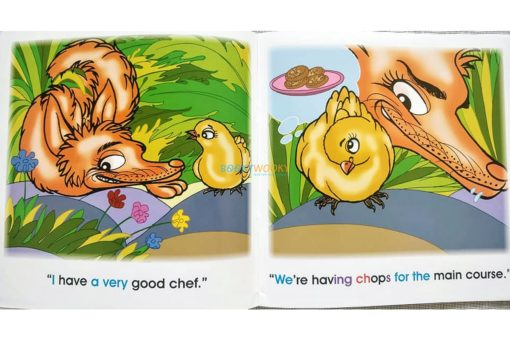 Story Time Library Phonics Chippy and Chuck (2)