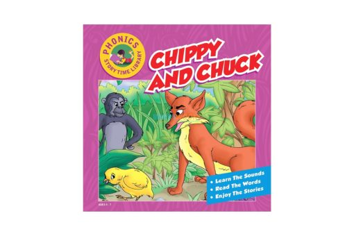 Story Time Library Phonics Chippy and Chuck 9788179632260 (1)