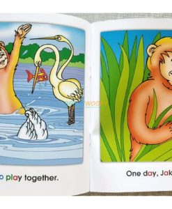 Story Time Library Phonics Jake's Birthday (2)