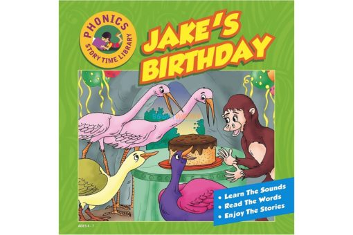 Story Time Library Phonics Jake's Birthday 9788179632277 (1)