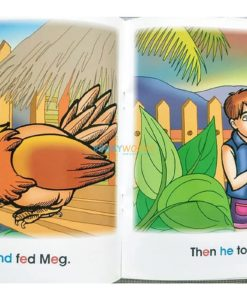 Story Time Library Phonics Meg the Hen (2)