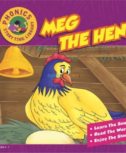 Story Time Library Phonics Meg the Hen 9788179632284 (1)
