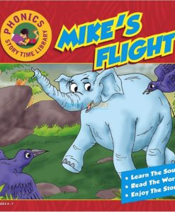 Story Time Library Phonics Mike's Flight 9788179632291 (1)