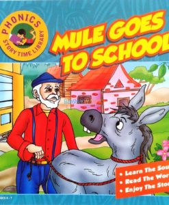 Story Time Library Phonics Mule Goes to School 9788179632307 (1)