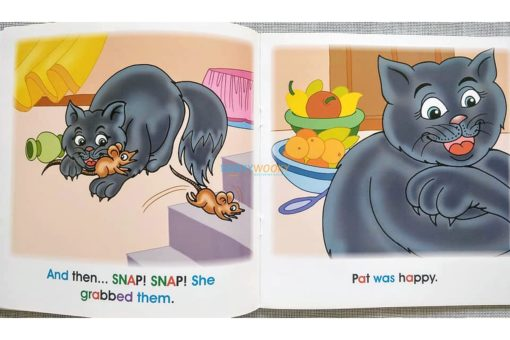 Story Time Library Phonics Pat and the Rats (2)
