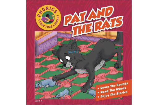 Story Time Library Phonics Pat and the Rats 9788179632314 (1)