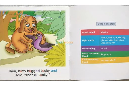 Story Time Library Phonics Rusty and Lucky (3)