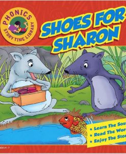 Story Time Library Phonics Shoes for Sharon 9788179632345 (1)