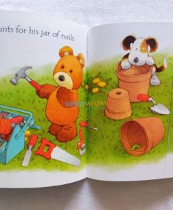 Ted's Shed- Usborne Phonics Readers (1)