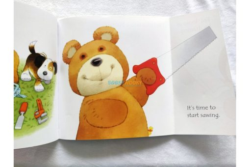 Ted's Shed- Usborne Phonics Readers (2)