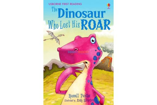 The Dinosaur Who Lost His Roar 9780746091463 (1)