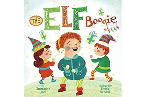 The Elf Boogie- Holiday Jingles 978-1479564934 cover