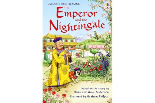 The Emperor and the Nightingale 9780746091661 (1)