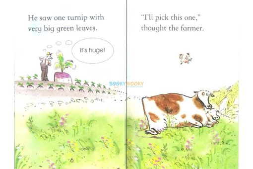 The Enormous Turnip (4)