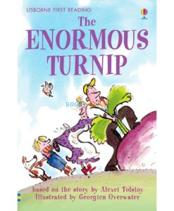 The Enormous Turnip 9780746091340 (1)
