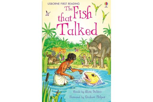 The Fish that Talked 9780746093160 (1)
