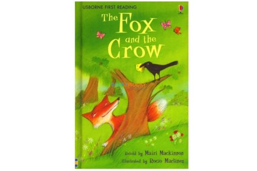 The Fox And The Crow 9780746091227 cover
