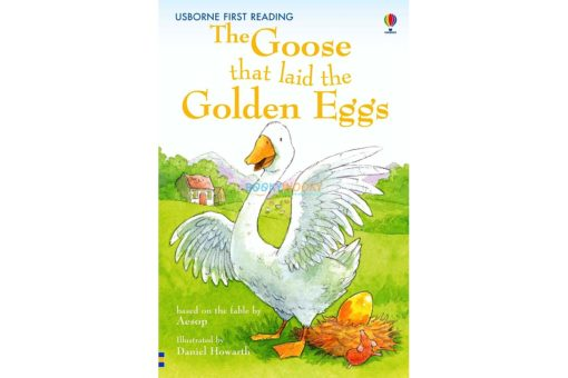 The Goose That Laid the Golden Eggs 9780746091401 (1)