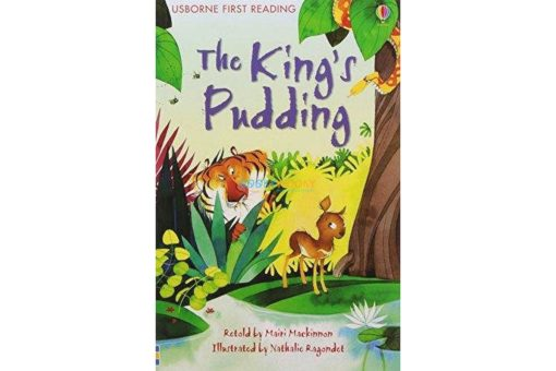The King's Pudding cover