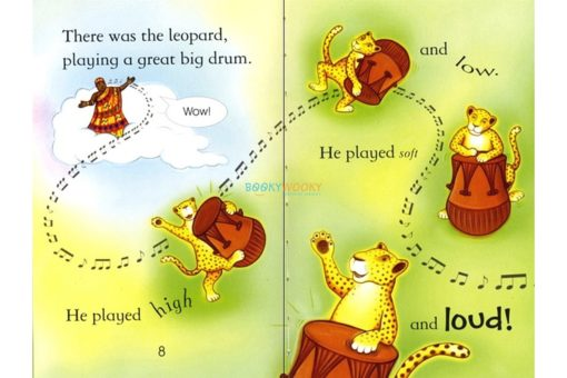 The Leopard and the Sky God (2)