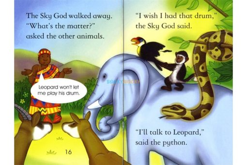 The Leopard and the Sky God (3)