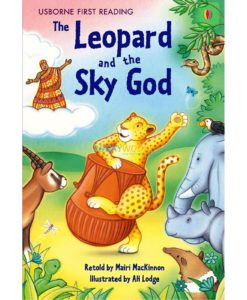 The Leopard and the Sky God 9780746097335 (1)