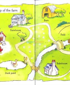 The Little Red Hen (2)