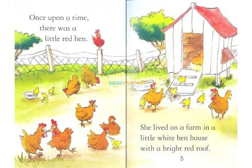 The Little Red Hen (3)
