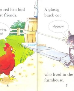 The Little Red Hen (4)