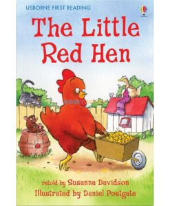The Little Red Hen 9780746091364 (1)