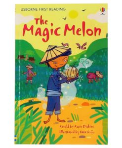 The Magic Melon 9781409555827 cover