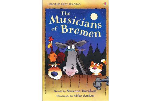 The Musicians of Bremen 9780746091500 (1)