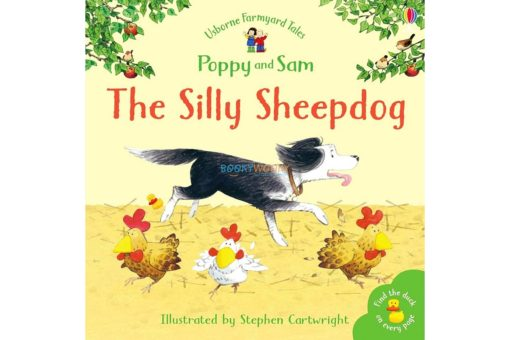 The Silly Sheepdog Farmyard Tales Stories Mini Editions 9780746063224 cover