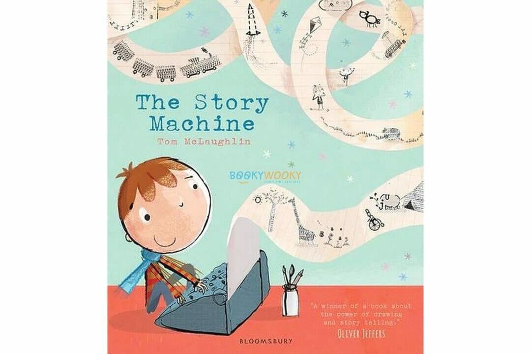 The Story Machine 9781408839348 (1)