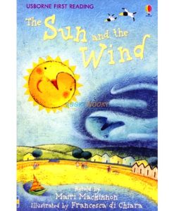 The Sun And The Wind 9780746091203 cover
