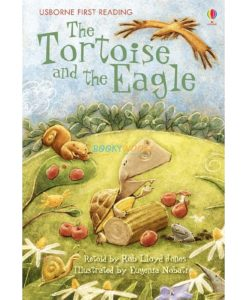 The Tortoise and the Eagle 9780746097434 (1)